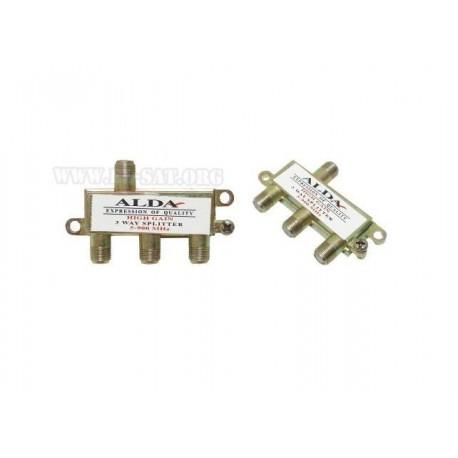 Rozgałęźniki antenowe Splitter Alda 2 Way