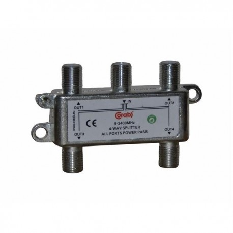 ROZGAŁĘŹNIK-SPLITER 5-2400 Mhz CORAB 3 DROŻNY power pass