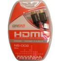 KABEL HDMI CONOTECH NS-002 - 2m