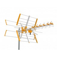 ANTENA OPTICUM SPARTA COMBO LTE VHF-UHF MUX 8