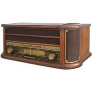 Radio LW/FM z odtwarzaczem CD/MP3 i gniazdem USB Camry CR 1109