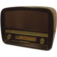 Gramofon z CD/MP3/USB/nagrywaniem Camry CR 1111