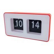 Zegar klapkowy auto-flip Camry CR 1131 black