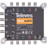 MULTISWITCH NEVOSWITCH TELEVES 5x5x4