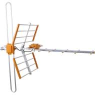 ANTENA GALAXY COMBO VHF-UHF MUX 8