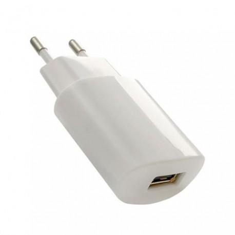 ŁADOWARKA SIECIOWA 1 X USB, 1A CLT-306