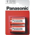 BATERIE CYNKOWO-WĘGLOWE PANASONIC R14RZ/2BP