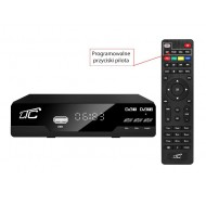 TUNER DVB-T-2 LTC TV NAZIEMNEJ HDT02