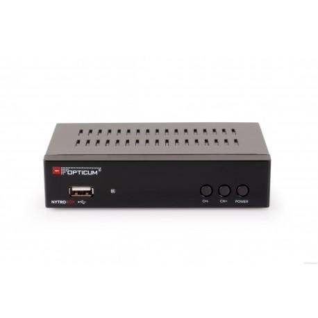 TUNER DVB-T-2OPTICUM NYTRO BOX