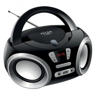 BOOMBOX  CD-MP3, USB, RADIO ADLER AD 1181