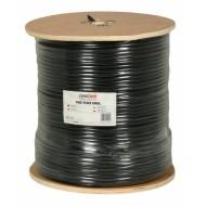 Kabel Koncentryczny CONOTECH RG6-U (FeCu) 300m